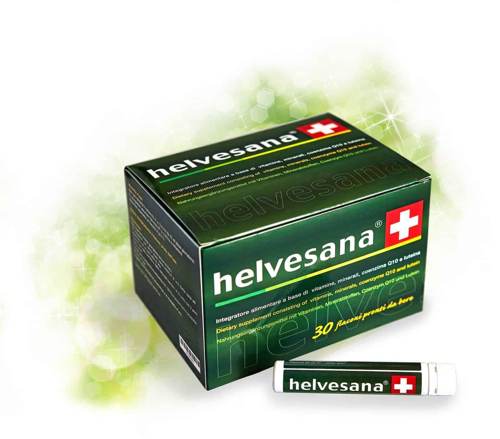 Helvesana, esseline