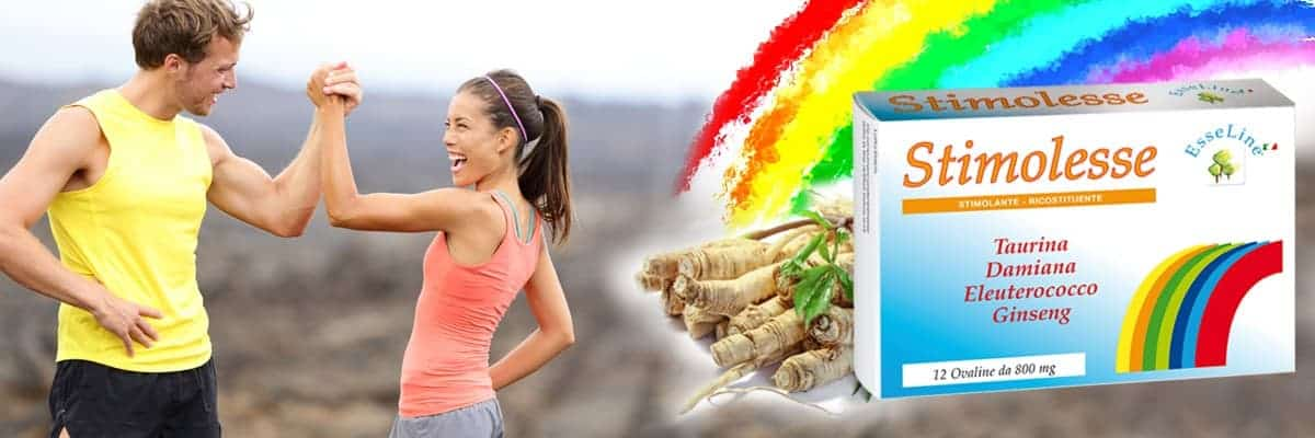 stimolesse, esseline, integratore alimentare