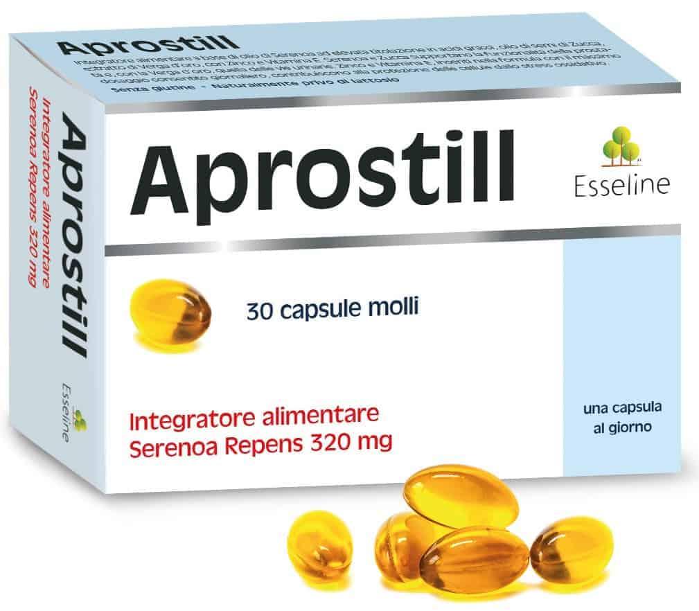 aprostill esseline prostatic hypertrophy