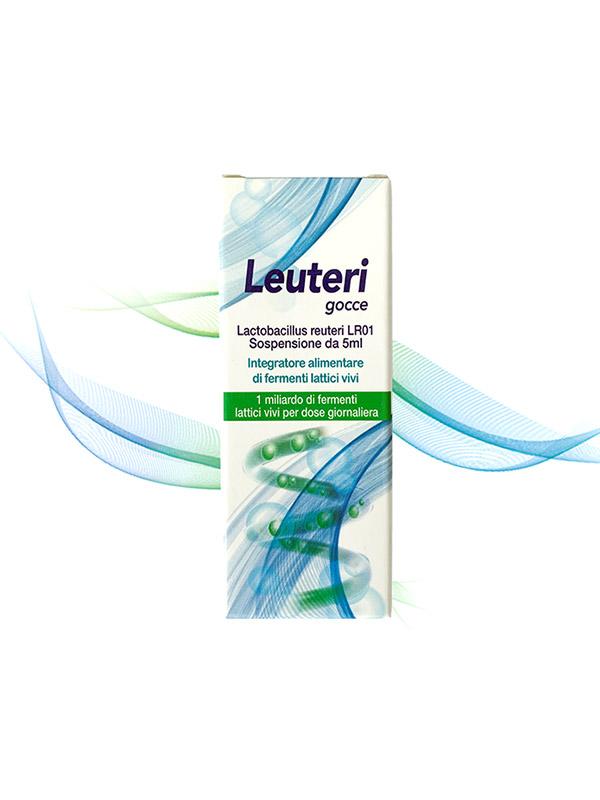 esse, EsseLine, flora batterica, integratore, leuteri